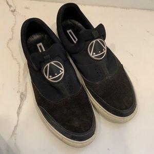 Alexander McQueen MCQ Navy/Black Sneakers Size 42